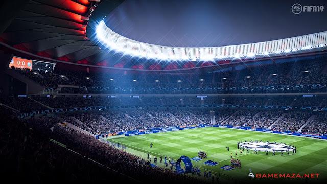FIFA 19 Gameplay Screenshot 1