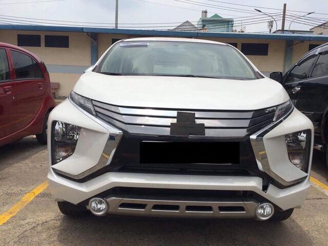 Mitsubishi Xpander 2018 lên sàn đối đầu Toyota Innova ảnh 1