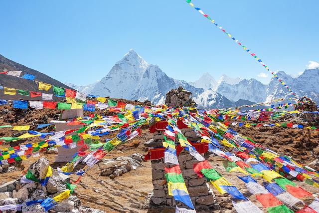 Everest Base Camp Hike 2018/19