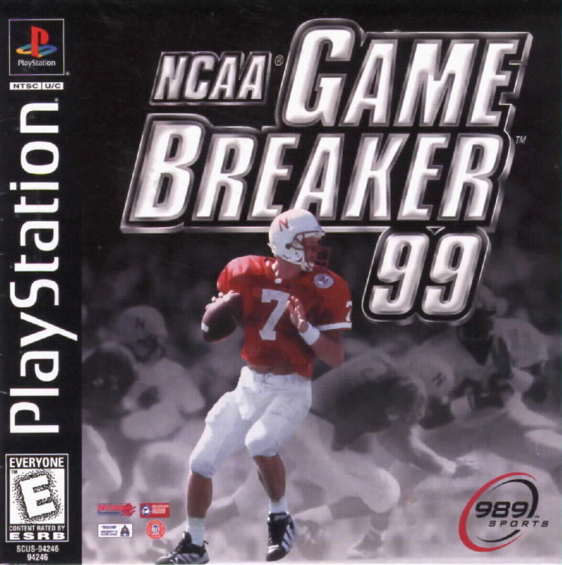 NCAA Gamebreaker 99 - PS1 - ISOs Download
