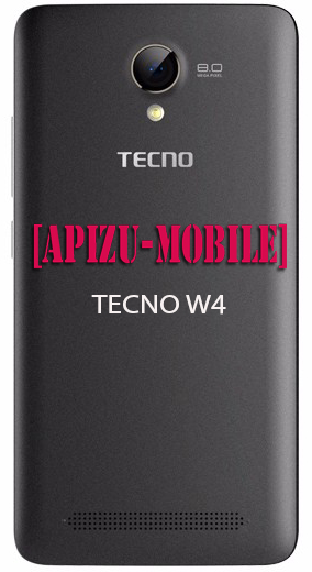 TECNO W4 FIRMWARE 2017 working 100% - APIZU MOBILE