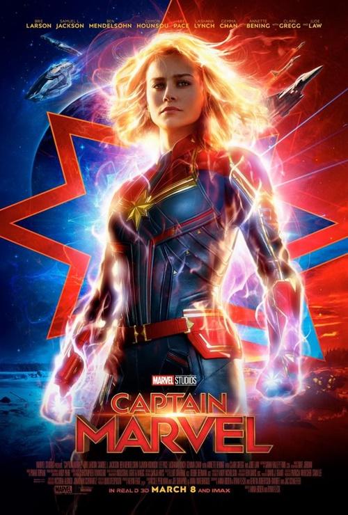 Review Filem Captain Marvel (2019) : Satu Lagi Filem Marvel Terbaik?