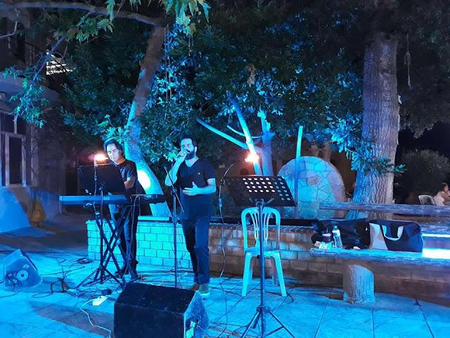 Δρόμοι Πολιτισμού Αργολίδας:  Όμορφη μουσική βραδιά στο Μοναστηράκι