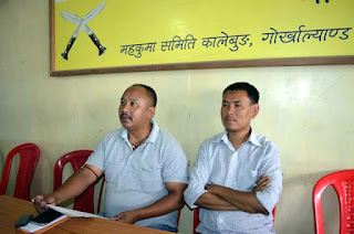Expelled three morcha youth reinstated after 3 months
