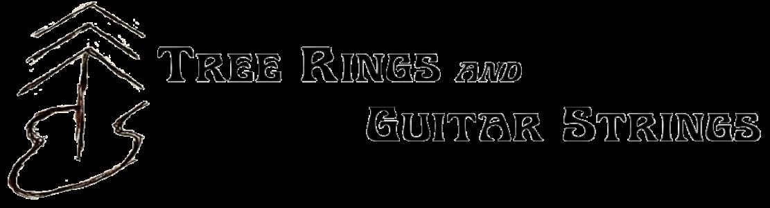 Tree Rings Guitar Strings