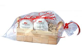 Mydlarnia Rudy Kot wysyła naturalne mydła zapakowane ozdobnie jako prezenty