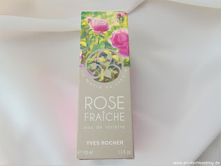 Rose Fraiche - Eau de Toilette Rosenblüten 100 ml