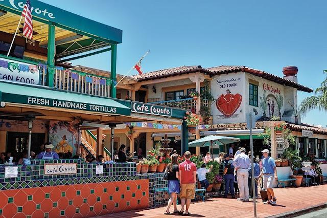 Movimentação de turistas no mês de maio em San Diego