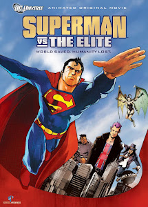 Superman vs. The Elite Poster