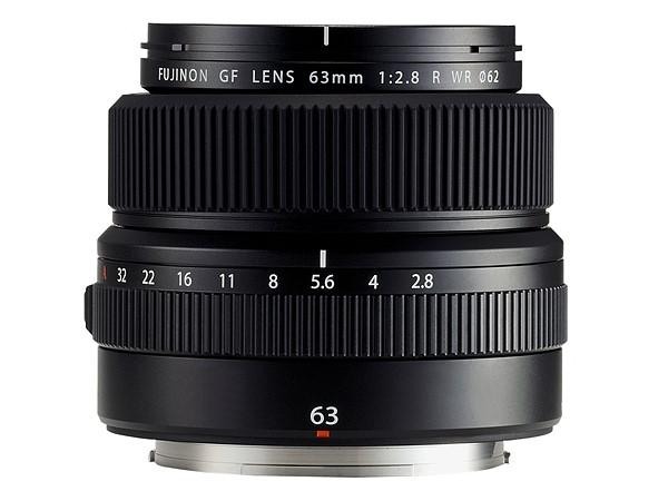 GF 63mm f/2.8 R WR