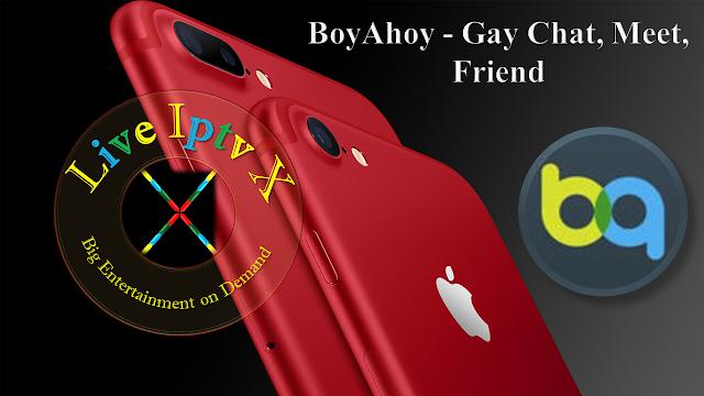 BoyAhoy - Gay Chat, Meet