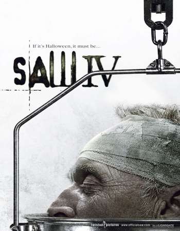 Poster Of Saw IV 2007 English 120MB BRRip HEVC Mobile ESubs Watch Online Free Download Worldfree4u