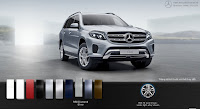 Mercedes GLS 350d 4MATIC 2017 màu Bạc Diamond 988