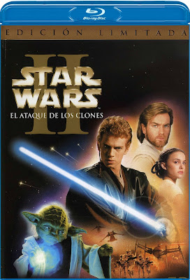 Star Wars: Episode II – Attack of the Clones [2002] [BD25] [Latino]
