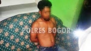 Datang ke Pesantren Sambil Bawa Golok Dipinggang, Seorang Pria di Bogor Diamankan Polisi
