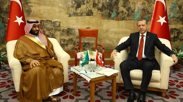 Erdogan no se reunirá con Bin Salman en cumbre G20 en Argentina