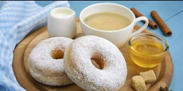 Kisah Misteri | Cerita Unik | Info Sehat: Resep Donut tabur Gula