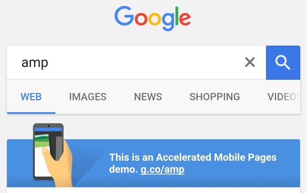 Postingan AMP HTML