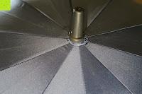 Spitze: Golf Regenschirm, Pomelo Best Automatik auf Windresistent mit 128cm Durchmesser aus robusten 190T Pongee Stockschirm geeignet für 3-4 Personen
