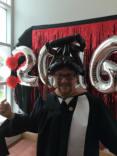 A Recent MBA Grad with a Balloon Cap