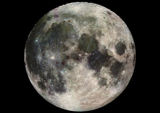 First Full Moon Of 2018 Is A Supermoon On New Year's Day