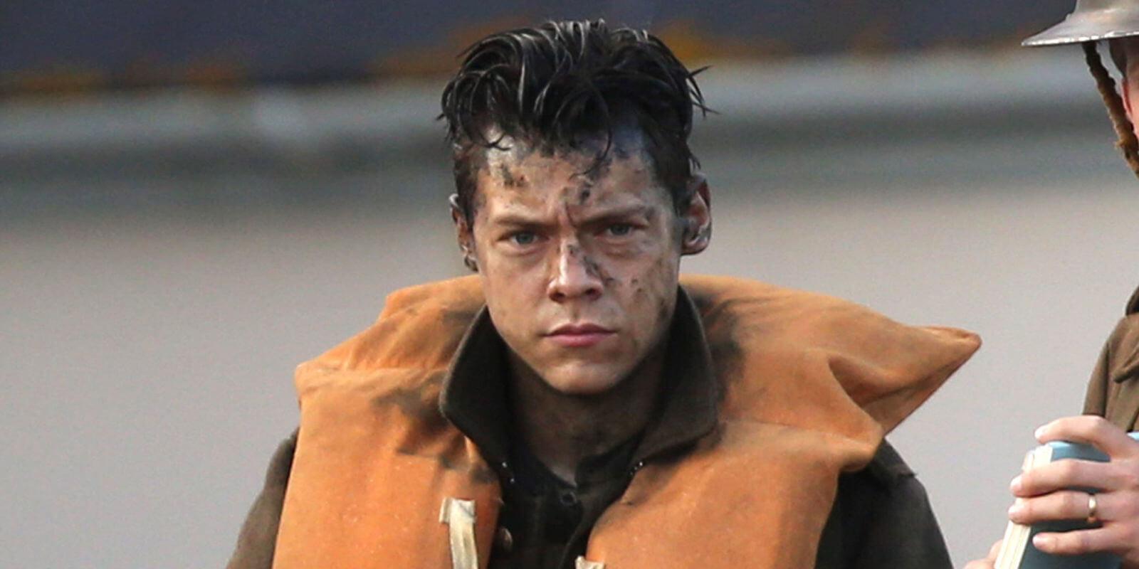 Harry Styles terminó las grabaciones de 'Dunkirk'
