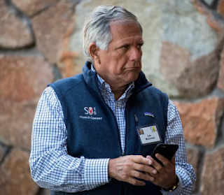 CBS Les  will stay at work as misconduct investigates Moonves  claims sexual