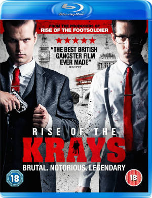 Filme A Ascensão dos Krays BRRip XviD & RMVB Legendado