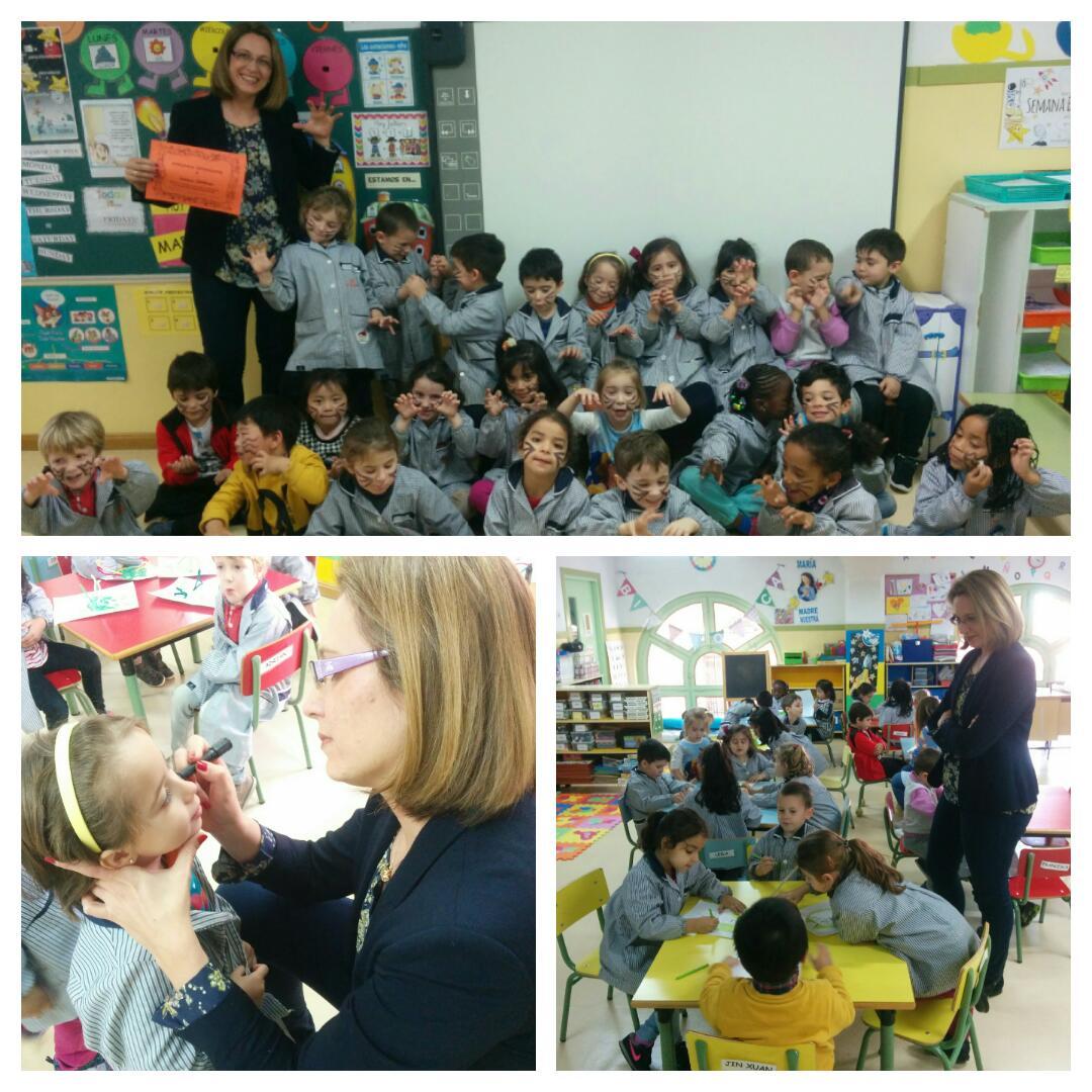 Educaci n infantil comenzamos los cuentacuentos en for En nuestra clase