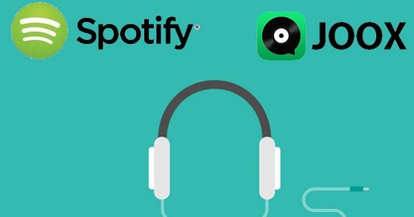 Cara Download File MP3 Dari JOOX Dan Spotify