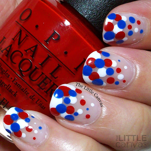 The One With the Fourth of July Dotticure