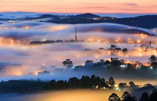 Thành phố Đà Lạt đẹp mộng mơ