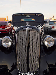 Antique Buick Front