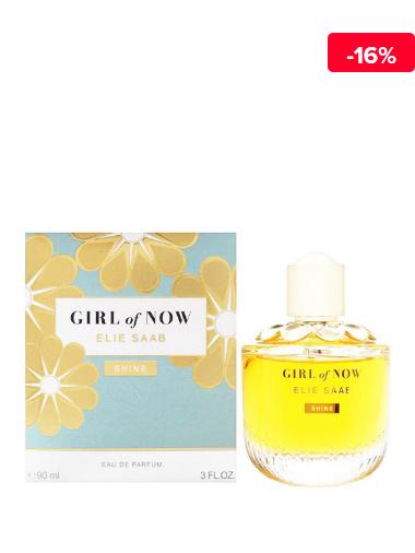 Elie Saab Apa de parfum Girl of Now Shine, 90 ml, pentru femei
