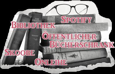 [ Bookblog on a Budget ] Geliehenes, Gefundenes, Gebrauchtes : Woche #14 2017