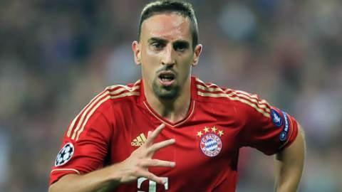 Sự trở lại của Franck Ribery làm gia tăng niềm tin chiến đấu của toàn đội.