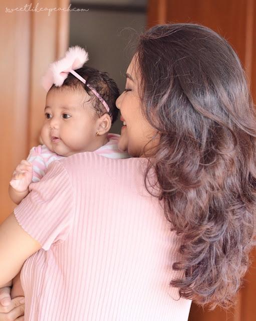 Solusi Rambut Rontok Pasca Melahirkan - beauty blogger Indonesia''