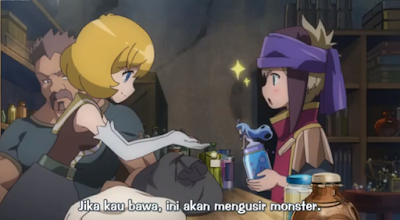Merc Storia Episode 1 Subtitle Indonesia