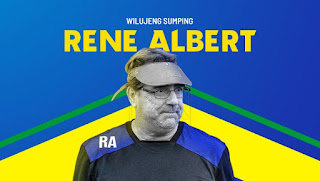 Resmi Diperkenalkan, Rene Alberts Siap Dampingi Persib Lawan Borneo FC