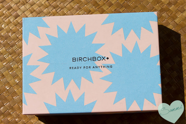 March 2016 Ready for Anything Birchbox review and unboxing.