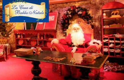 Montecatini Villaggio Babbo Natale.La Casa Di Babbo Natale Montecatini Terme Biglietti Scontati