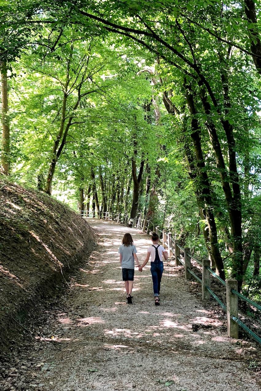 Weg zur Franz-Josefs-Warte