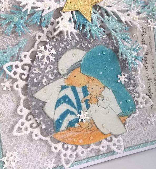 Radosnych, błogosławionych Świąt Bożego Narodzenia :)