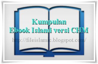 Ebook Kumpulan Hadits Qudsi
