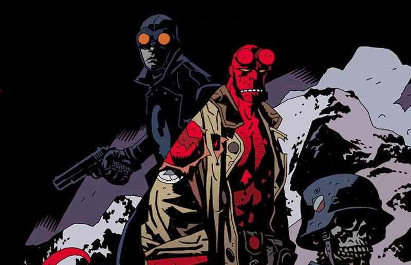 El Universo De Hellboy Se Traslada A Los Juegos De Mesa La Espada