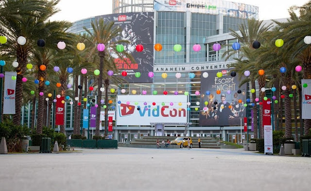VidCon is going global in 2017, making stops in Melbourne and Amsterdam