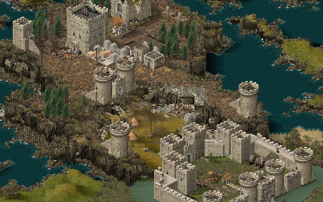 Stronghold HD Full Version Download Free Gameplay