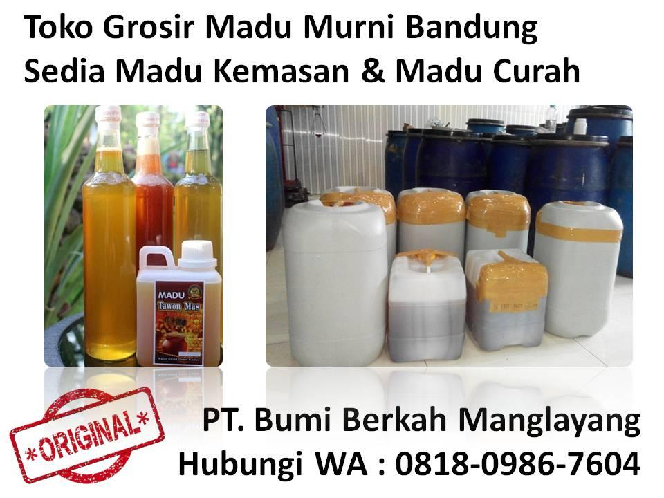 Distributor Madu Diet Ath Thoifah Bandung