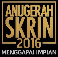 Anugerah Skrin 18 November 2016