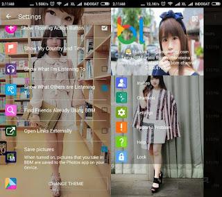 BBM Mod Whatsapp Mod v2.13.0.26 tp3